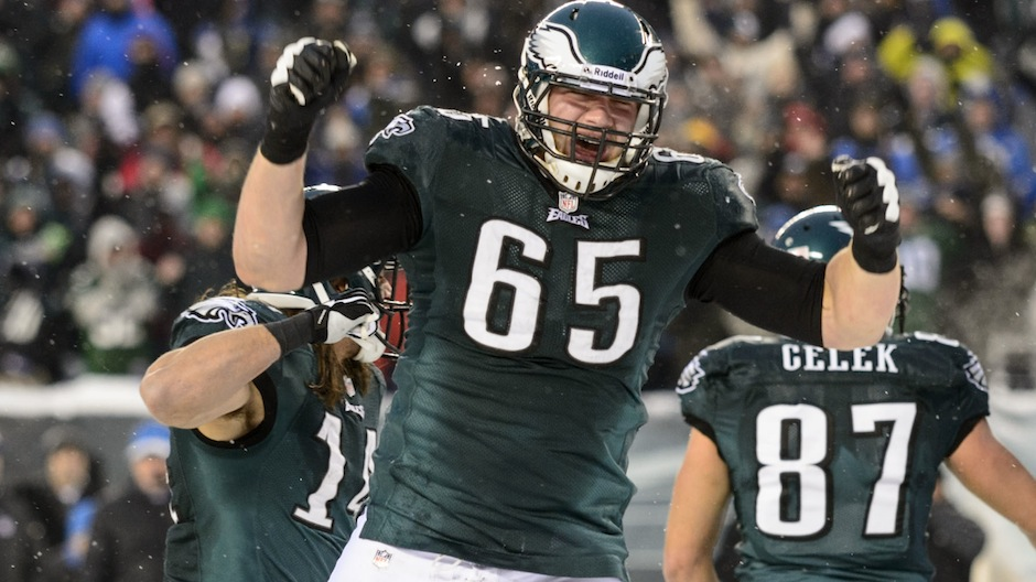 ... NFL Detroit Lions at Philadelphia Eagles. Lane Johnson . af0c62c36