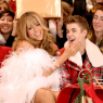 mariah carey justin bieber all i want for christmas is you