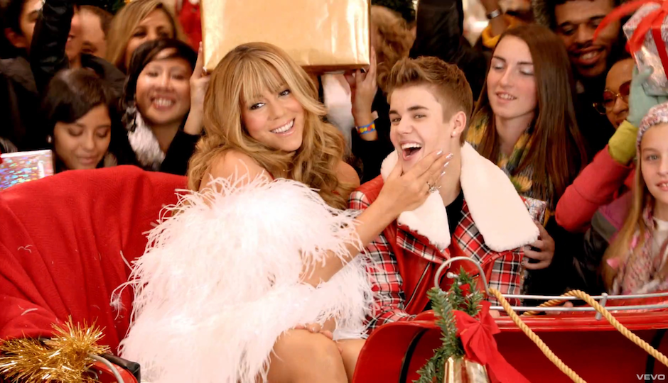 Mariah Carey All I Want For Christmas.7 Gayest All I Want For Christmas Is You Remakes G Philly