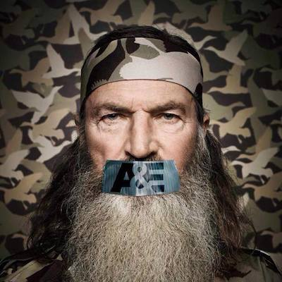 GLAAD suffers backlash in the wake of Duck Dynasty controversy. Click image for more on the story.