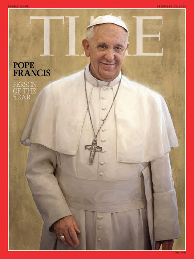 pope francis time person of year