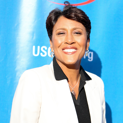 Good Morning America co-host Robin Roberts comes out of the closet. Click image for more. Debby Wong / Shutterstock.com