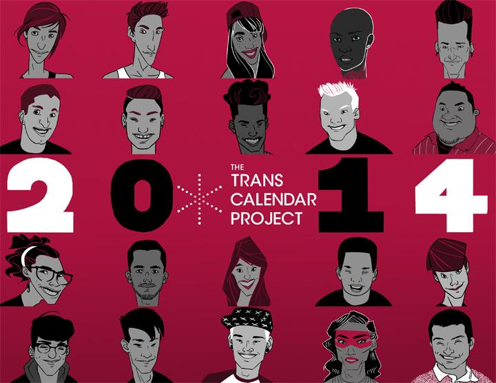trans calendar project