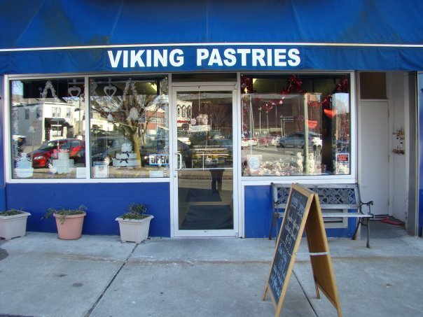 viking pastries before