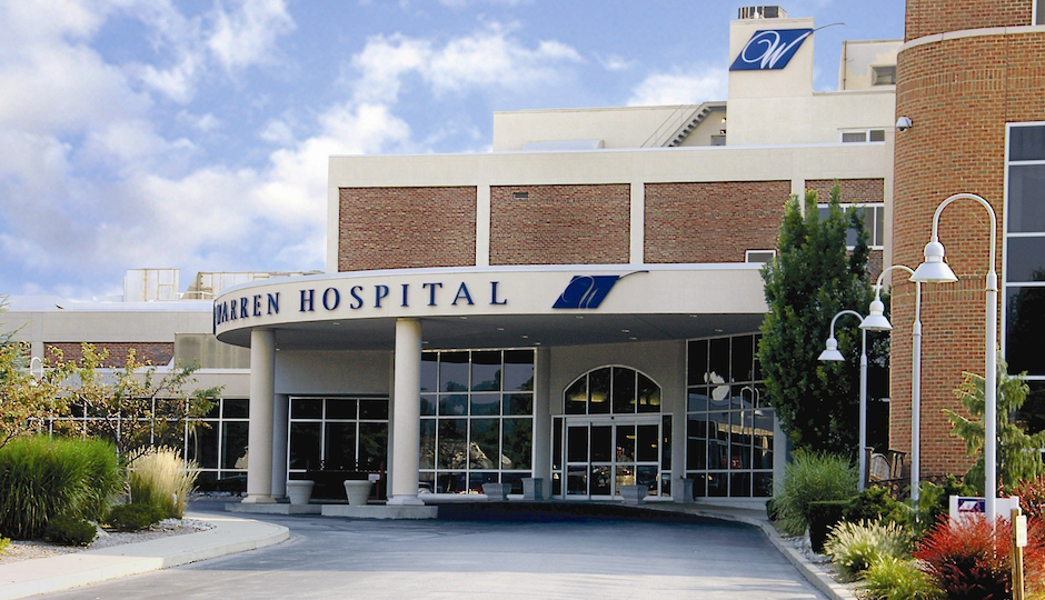 St. Luke's runs Warren Hospital in Phillipsburg, N.J.
