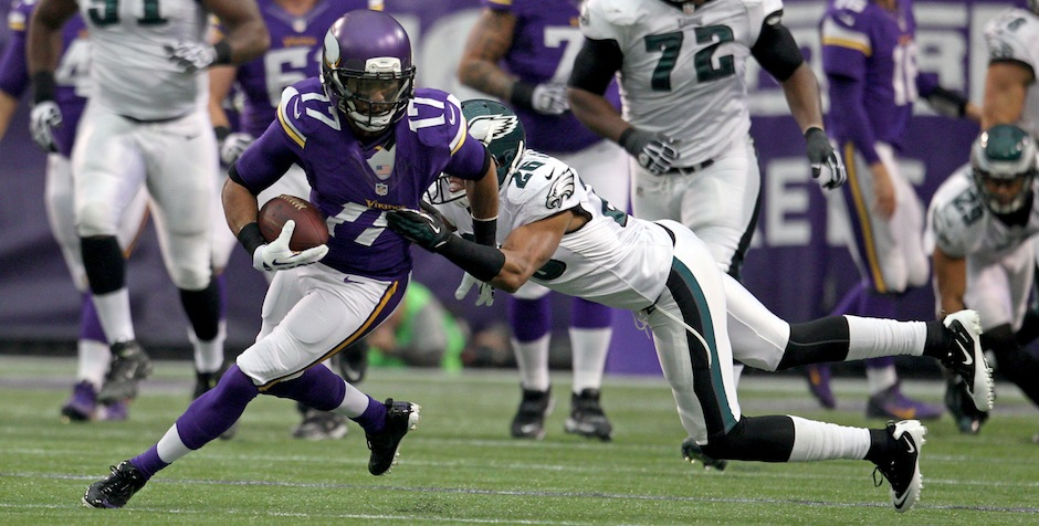 NFL: Philadelphia Eagles at Minnesota Vikings