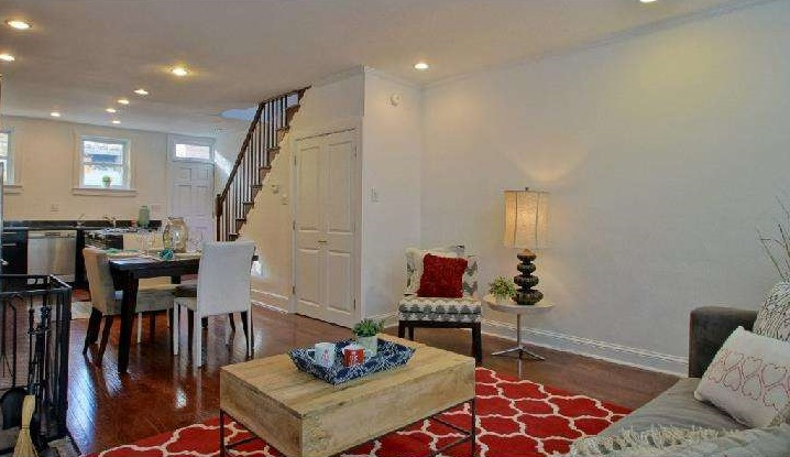 Rittenhouse 2br Between Lombard And Addison Philadelphia