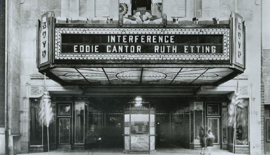 The Boyd Theatre circa 1928. Photo credit: The Irvin R. Glazer Collection, Athenaeum of Philadelphia via Friends of the Boyd.