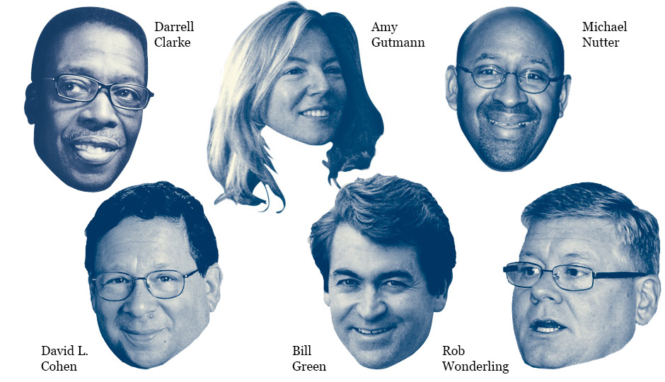 6 city leaders Philadelphia schools