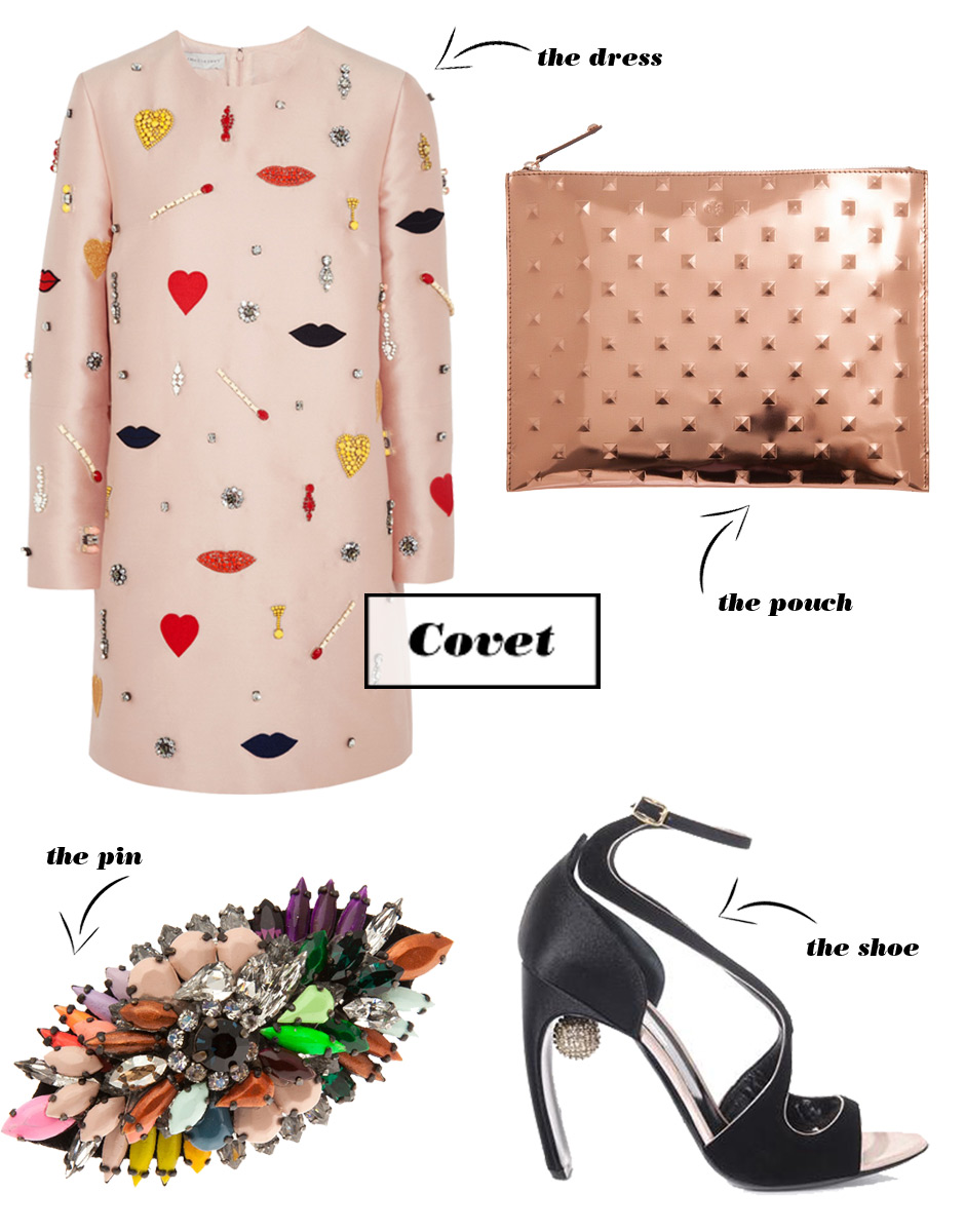 Covet: The Dress To Wear On Valentine's Day