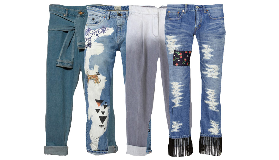 8 Coolest Jeans—And How to Make 'Em Yourself