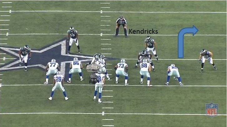 Kendricks final play 3 1