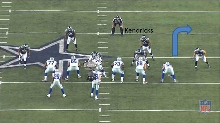Kendricks final play 3 1