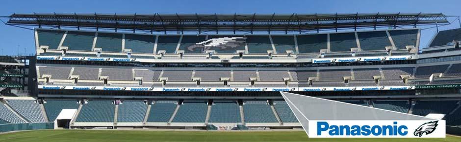 Eagles Announce Enormous New Video Boards – Philadelphia Magazine