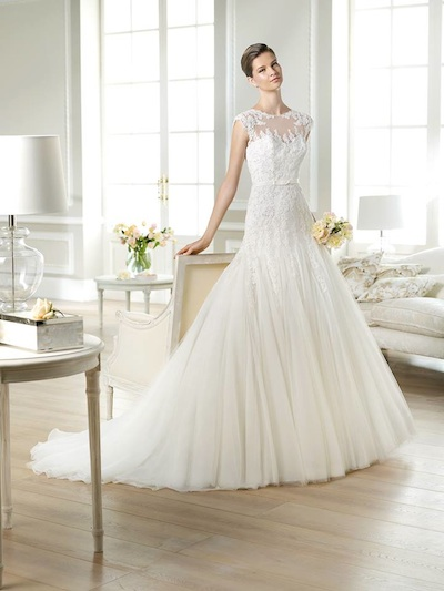 Jailyn by Pronovias White One.