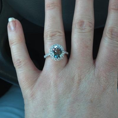 Jen's ring!