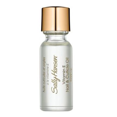 Sally Hansen Vitamin E Nail & Cuticle Oil, sallyhansen.com.