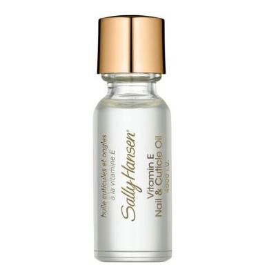 Sally Hansen Vitamin E Nail & Cuticle Oil, sallyhansen.com.