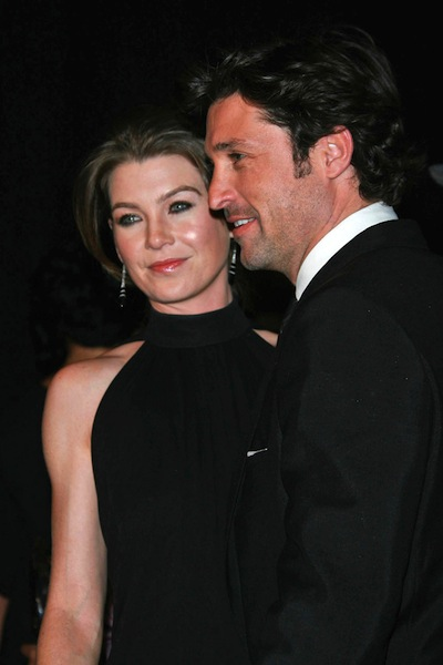 McDreamy and Meredith, duh. Photo/Shutterstock.