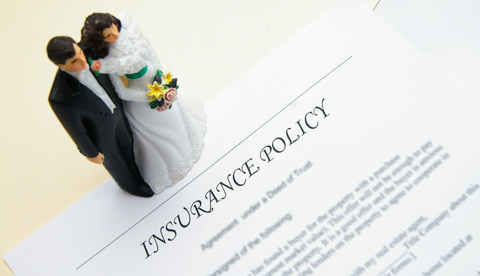 wedding insurance What does wedding insurance cover consumer reports explains, and points out other insurance coverage options to consider for your wedding day.