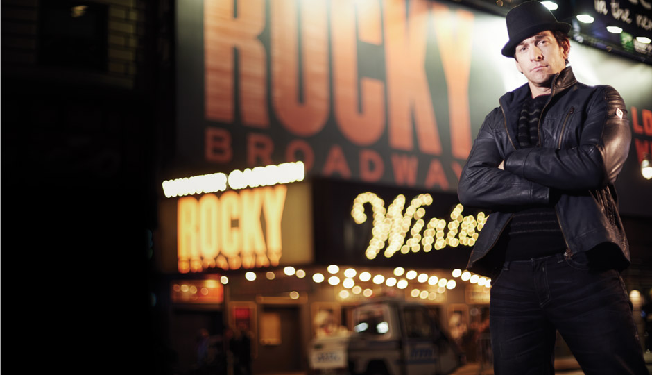 Rocky The Musical On Broadway