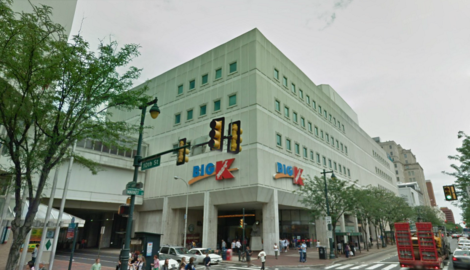 Bye Bye, Big-K! Photo courtesy of Google Street View