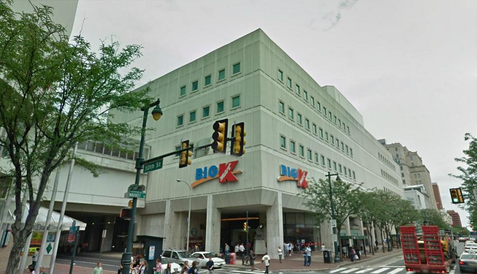 Bye Bye, Big-K! Photo courtesy of Google Street View