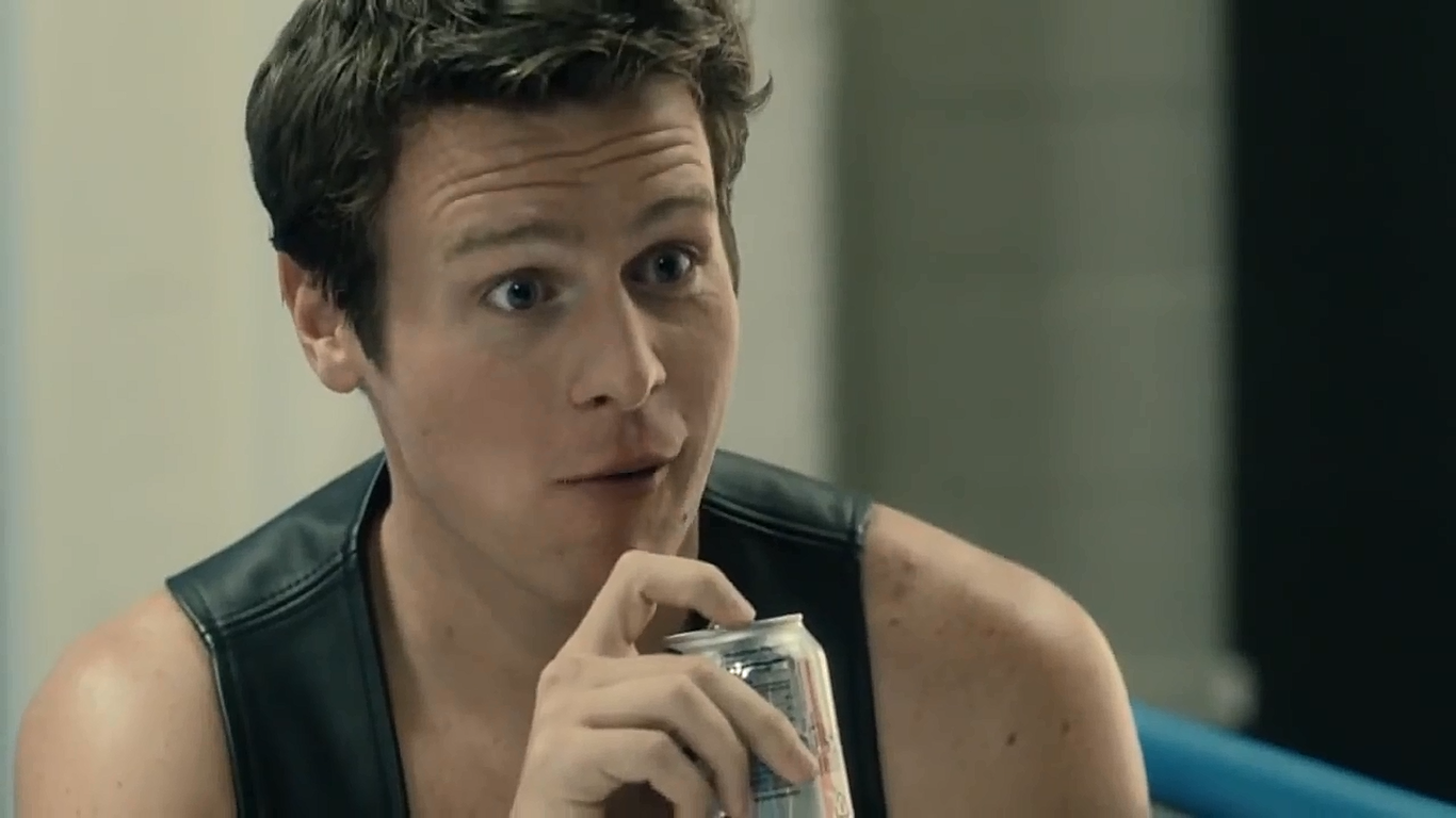 "Jonathan Groff plays Patrick in the new HBO gay dramedy, ""Looking."""