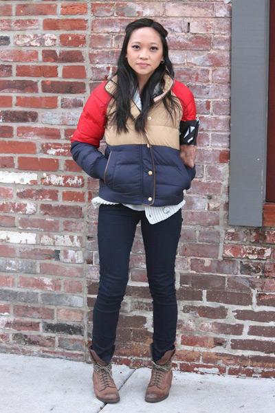 Street Style: Tina