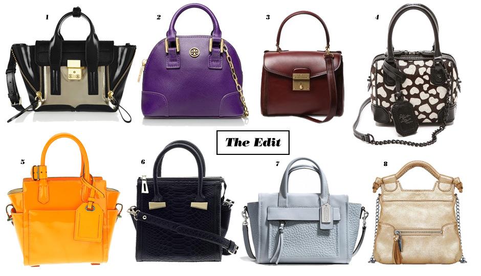 5b9c89102979 The Incredible Shrinking Bag  8 Truly Mini Bags