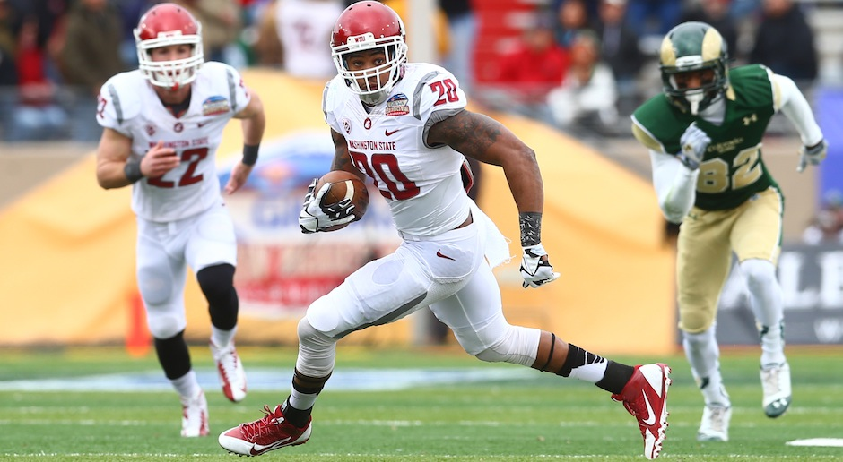 NCAA Football: Gildan New Mexico Bowl-Washington State vs Colorado State