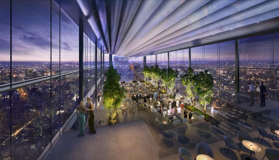 comcast-tower-four-seasons-hotel-lobby