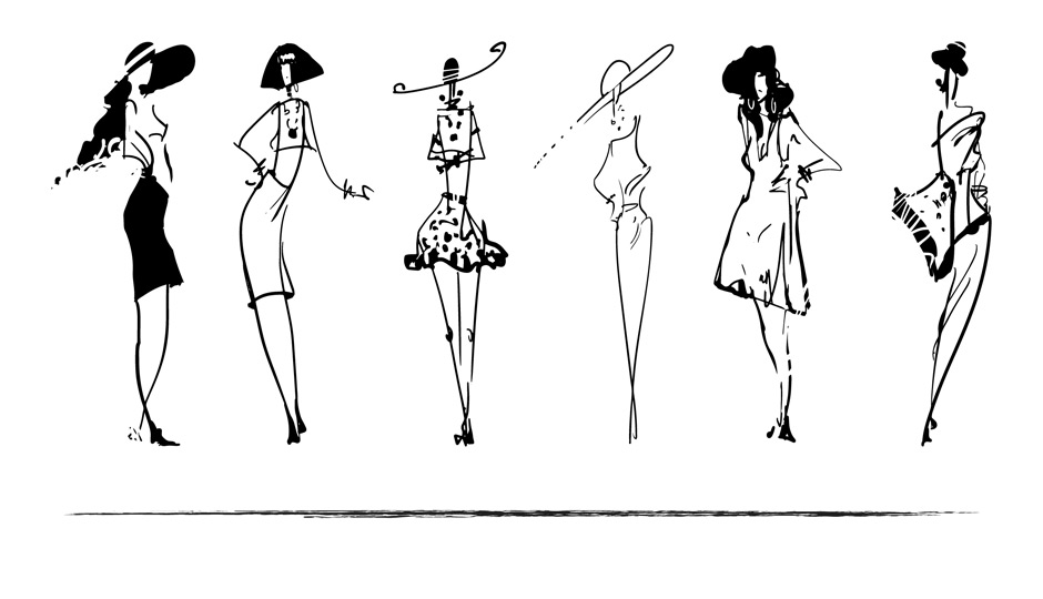 fashion-illos