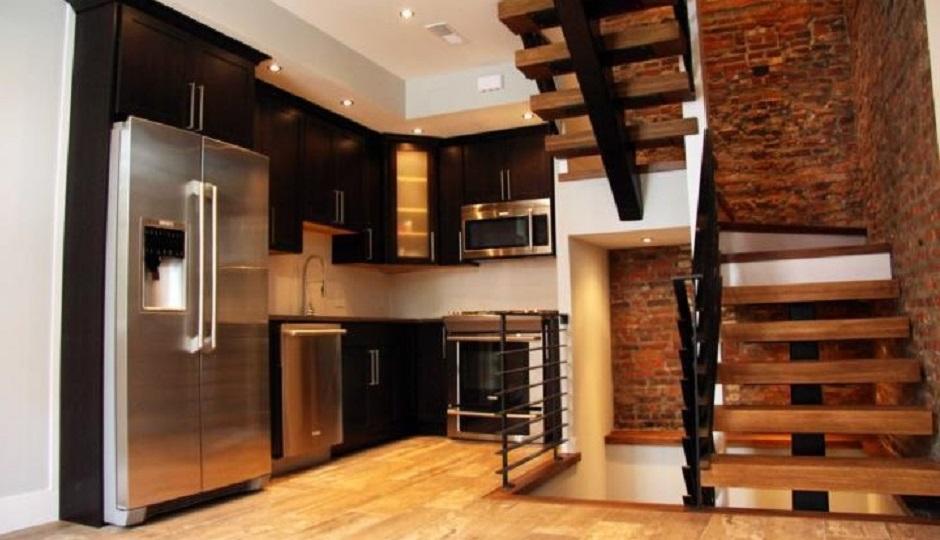 542 Cypress Street kitchen, located on first floor.
