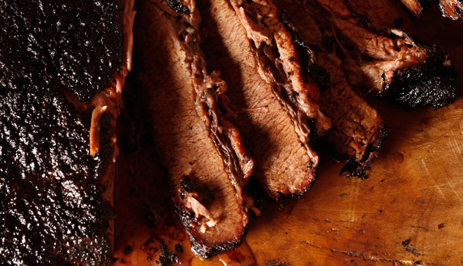 Get Fette Sau brisket for your Super Bowl Party.