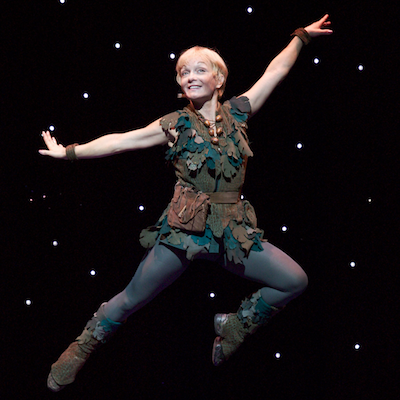 NBC announces Peter Pan will be its next televised musical. Who do you think will play Peter? Our money's on Bieber.