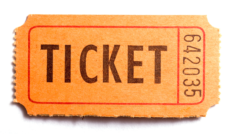 philadelphia magazine ticket
