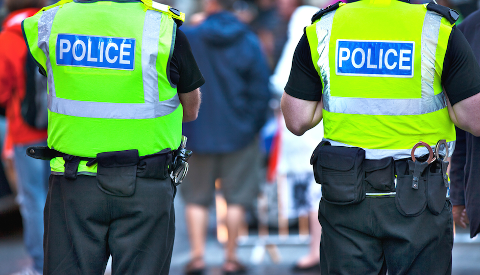 philly cops transgender