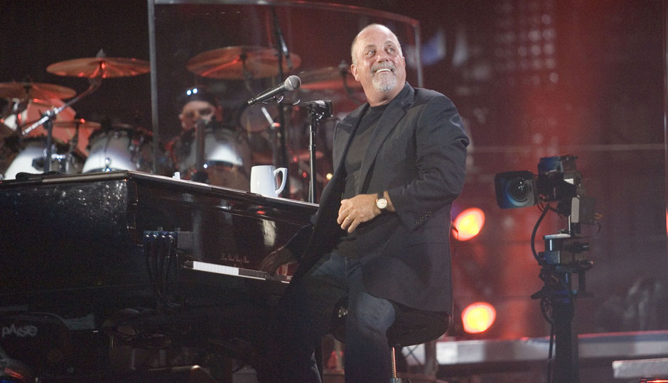 Billy Joel To Play Citizens Bank Park On August 2