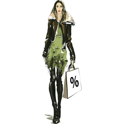 sale-woman