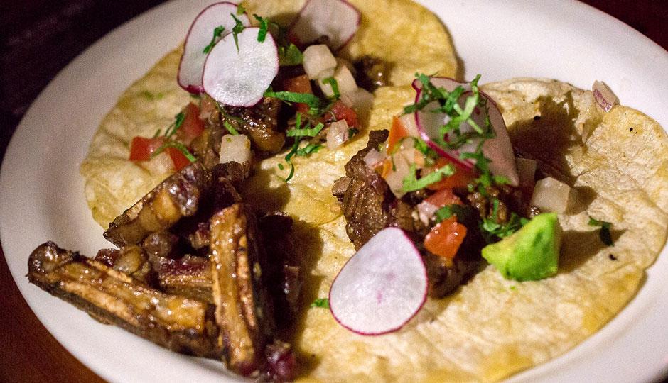 Korean Rib Tacos | Photo by Danya Heninger