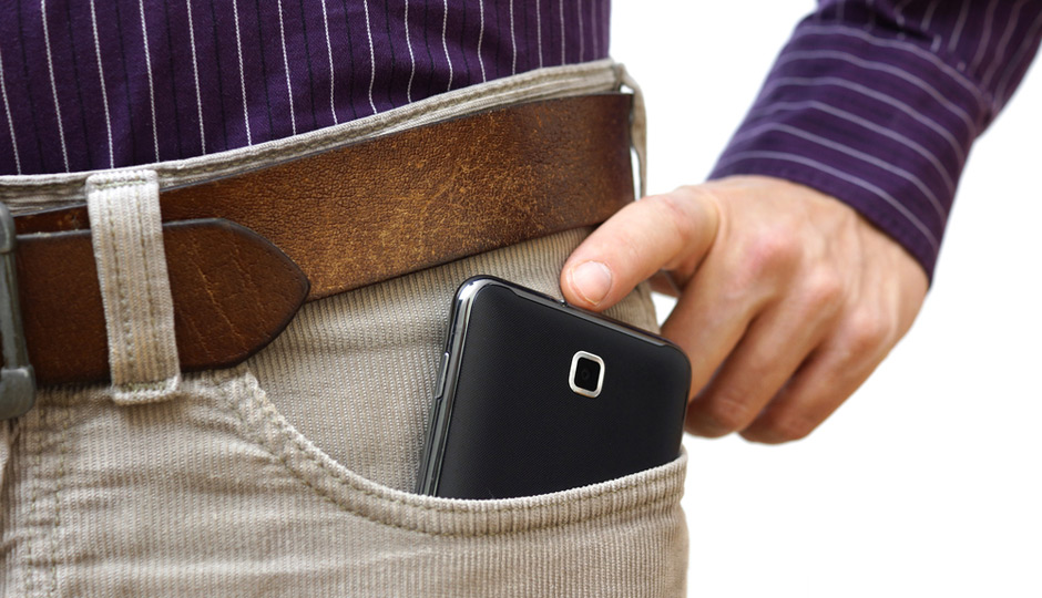 Is that a phablet in your pocket? Photo | Shutterstock.com