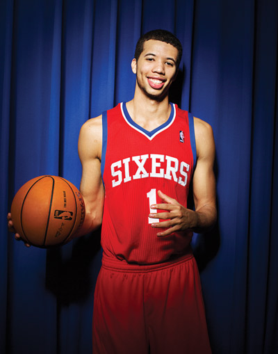 sixers rookie michael carter williams