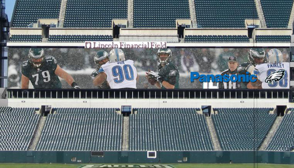 Eagles Announce Enormous New Video Boards – Philadelphia Magazine
