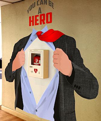 AED art