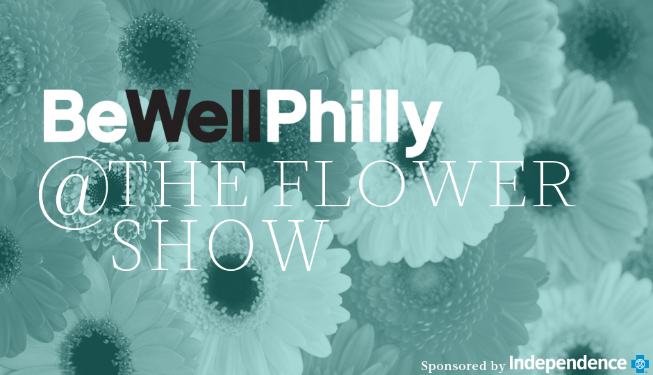 Be Well At Flower Show