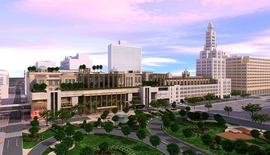 Tower Entertainment's proposed casino, the Provence at