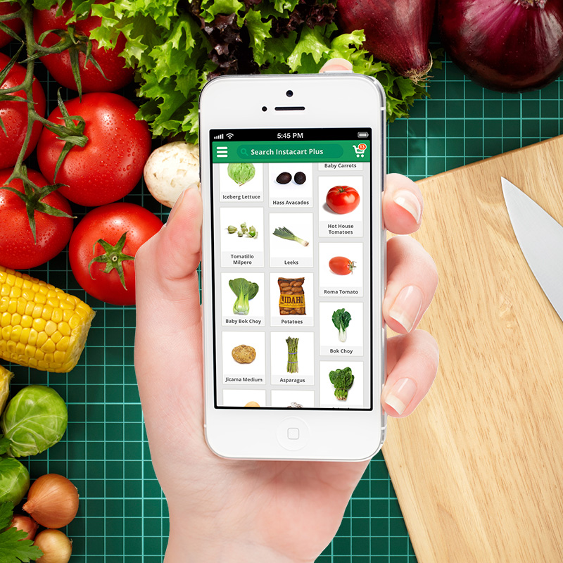 Instacart Comes To Philly