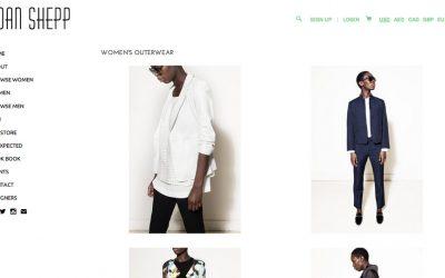 Joan Shepp's New Website