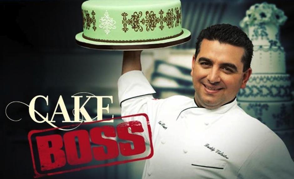 TLC's Cake Boss, Buddy Valastro.